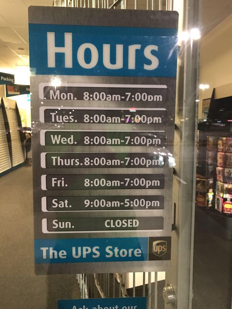 The UPS Store: 5401 S FM 1626, Kyle, TX