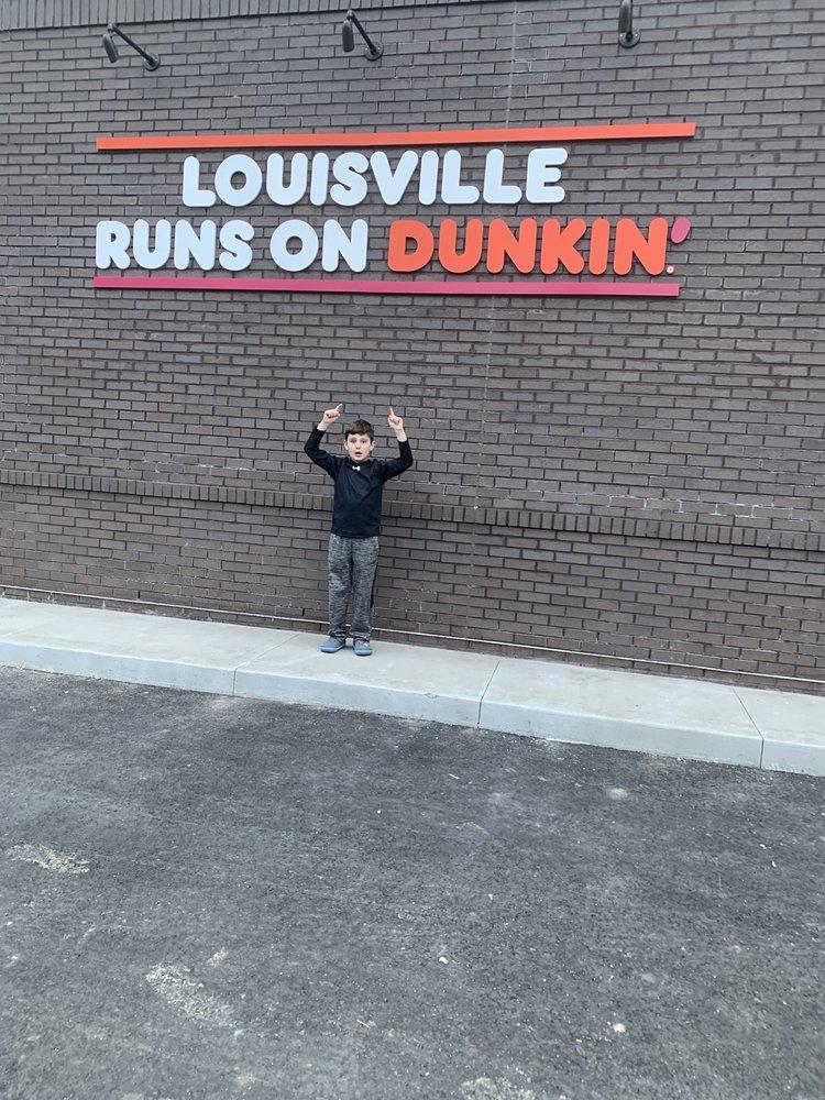 Dunkin': 6573 Reno Dr NE, Louisville, OH