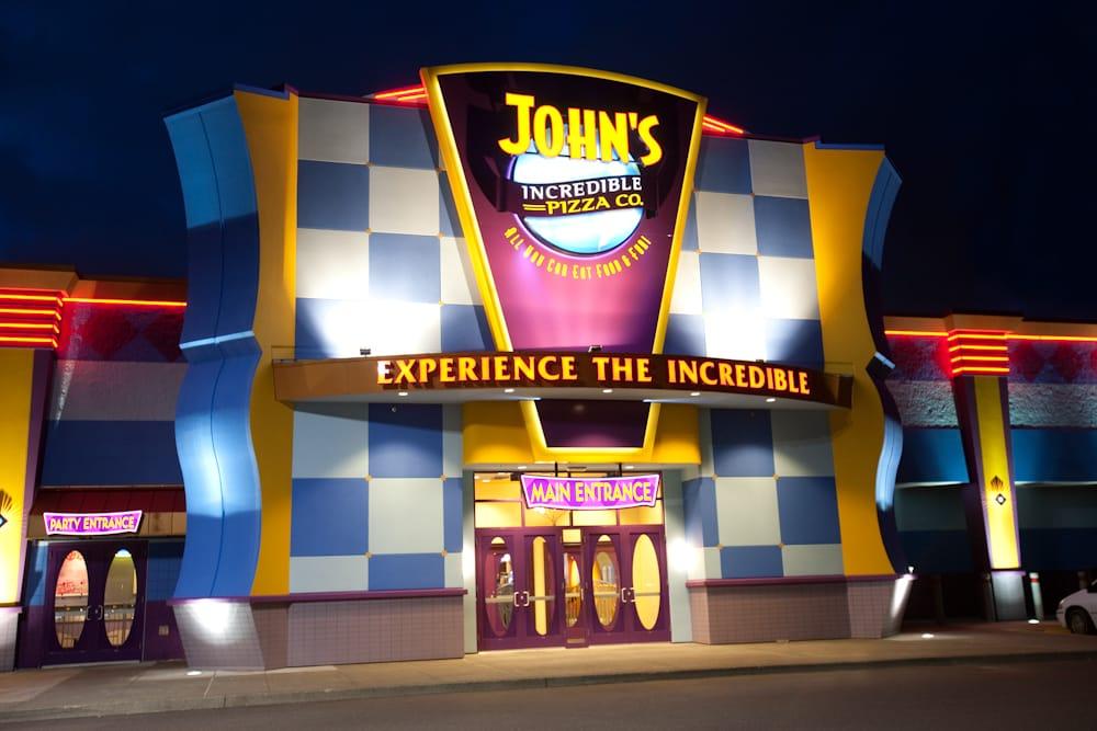 John's Incredible Pizza - Beaverton