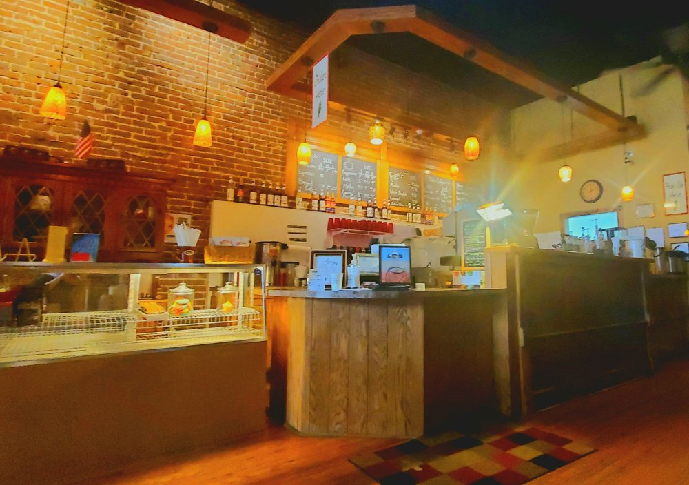 Mocha Jo's Coffee Cafe: 404 E Broadway St, Monett, MO