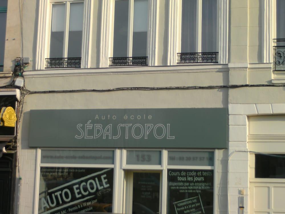 auto ecole s bastopol 153 rue solf rino centre. Black Bedroom Furniture Sets. Home Design Ideas