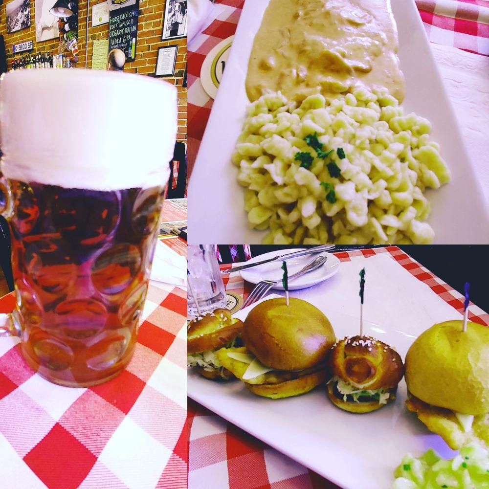 Jorg's Cafe Vienna: 1037 E 15th St, Plano, TX