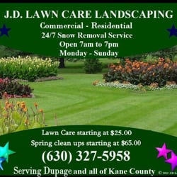 Beautiful Photo Of J.D. Lawn Care Services   Wayne, IL, United States