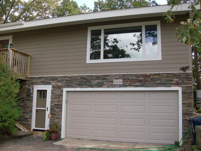 Sue F Lakeville Mn Siding Soffit Fascia Gutters Stone Work Entry Door Lp Smartside