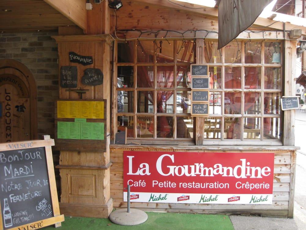 La Gourmandine - Villars-sur-Ollon
