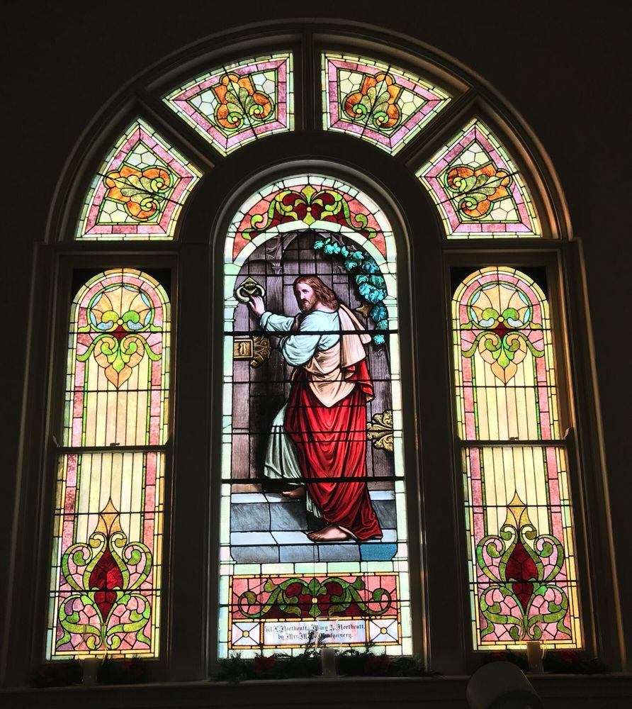 Indian Creek Christian Church: 51 Waits Rd, Cynthiana, KY