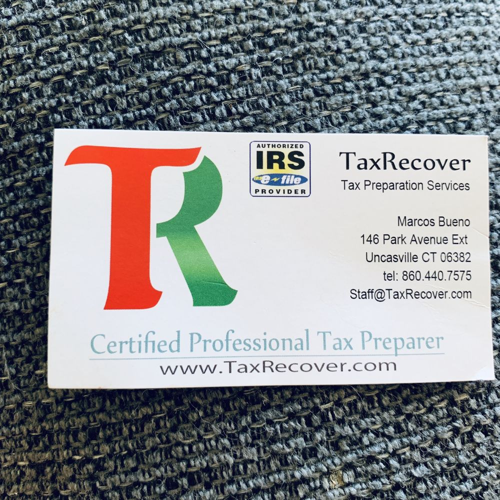 TaxRecover