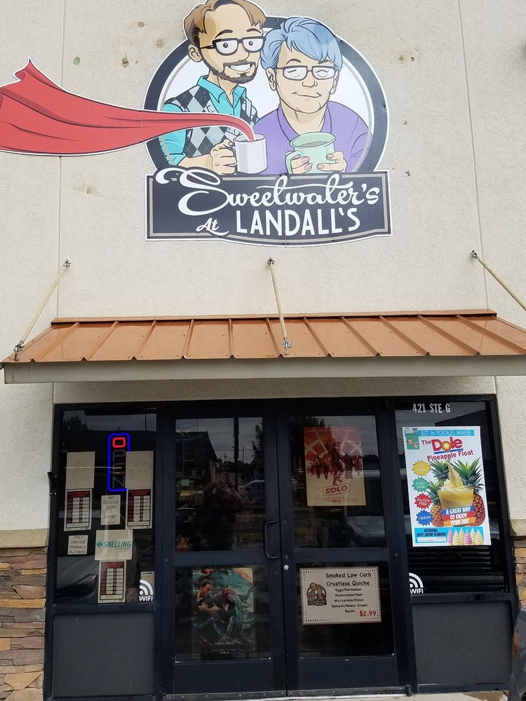 Sweetwater's at Landall's: 421 S Avenue C, Portales, NM