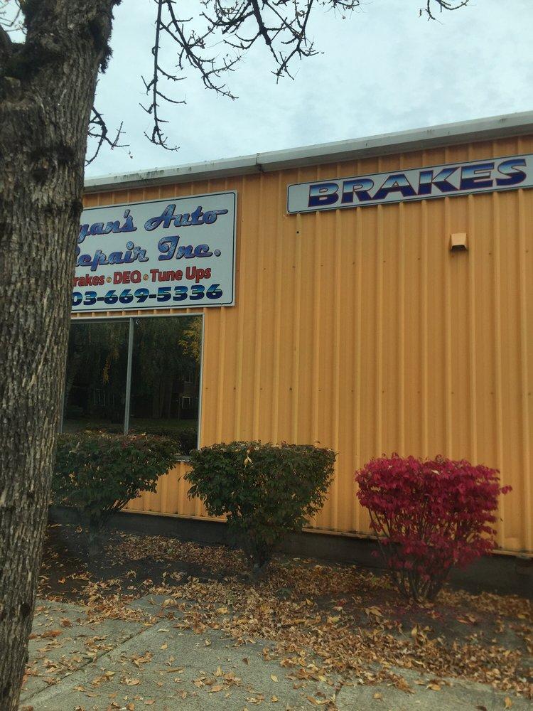 Ryan's Auto Repair: 890 NE Hood Ave, Gresham, OR