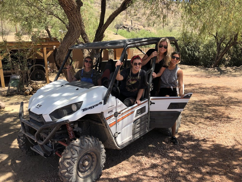 Western Offroad Adventures: 47802 N Black Canyon Hwy, New River, AZ