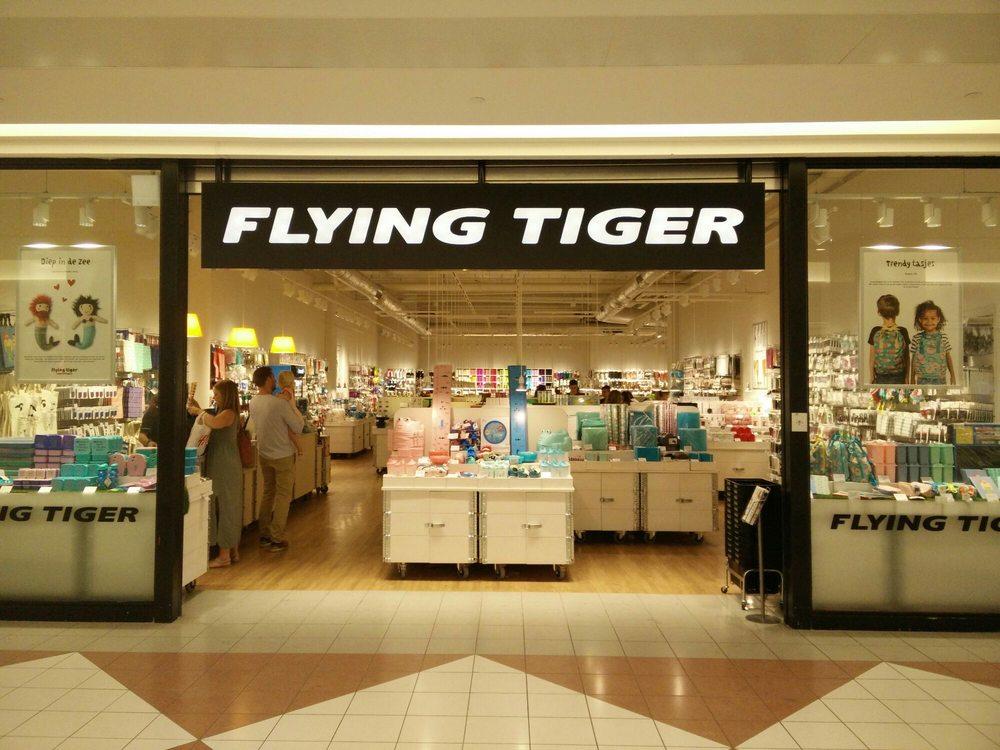 Flying Tiger Copenhagen | USA