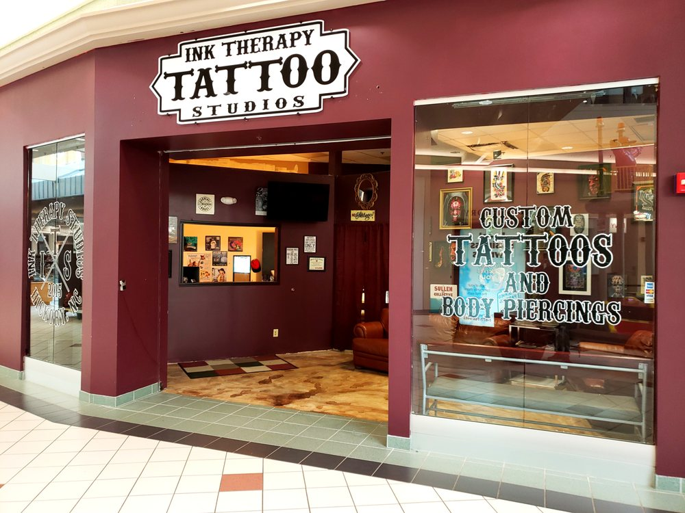Ink Therapy Studios: 1960 US Hwy 70 SE, Hickory, NC