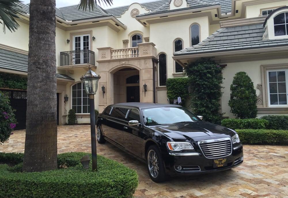 Jireh Limousine Services: 14440 SW 49th St, Miami, FL