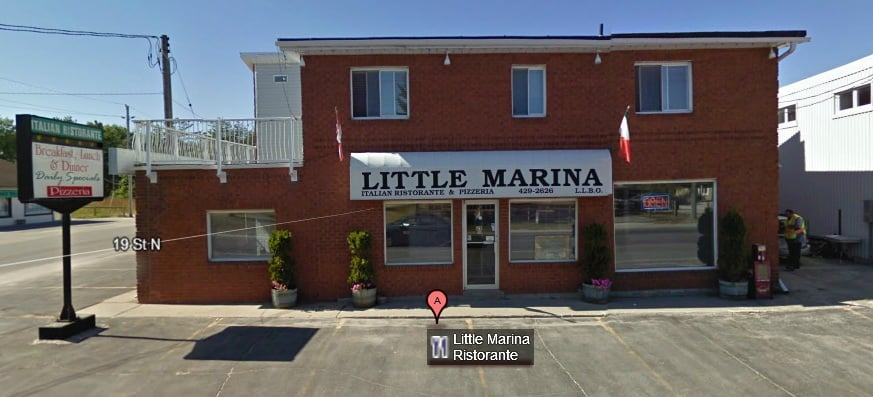 Little Marina Restorante & Pizzeria