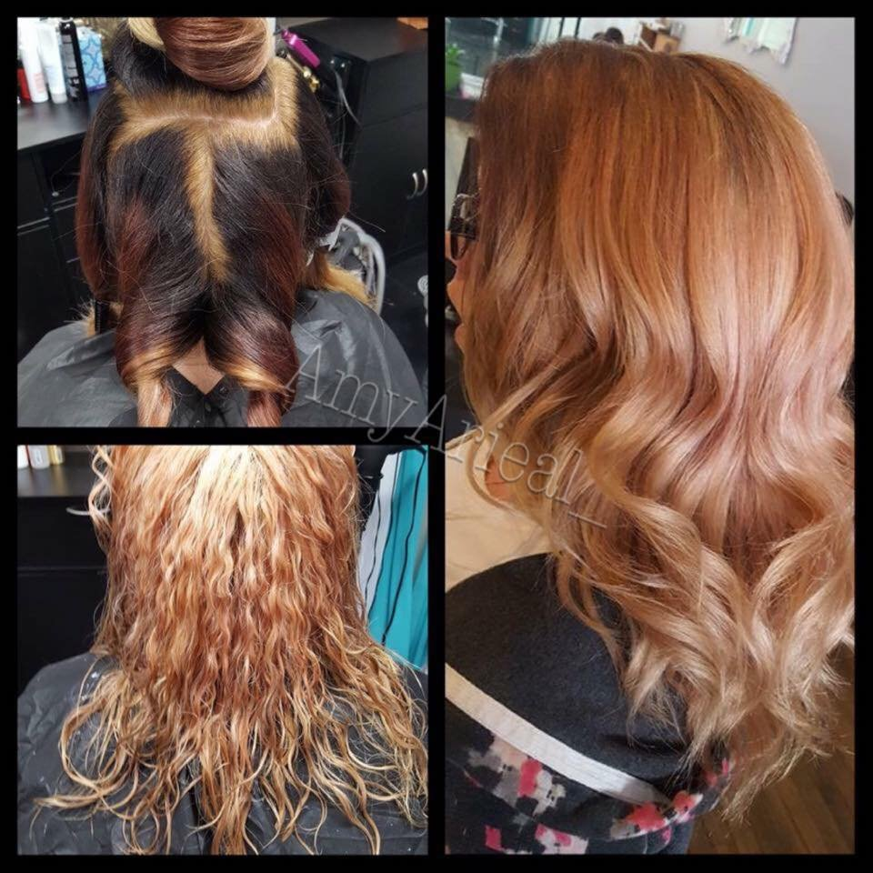 The 411 Studio Salon & Boutique: 411 Lackawanna Ave, Olyphant, PA