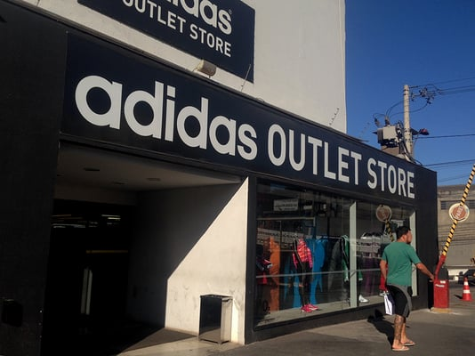 adidas outlet store
