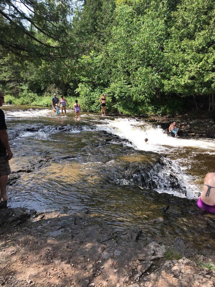 Ocqueoc Falls: 1200 Ocqueoc Falls Hwy, Ocqueoc, MI