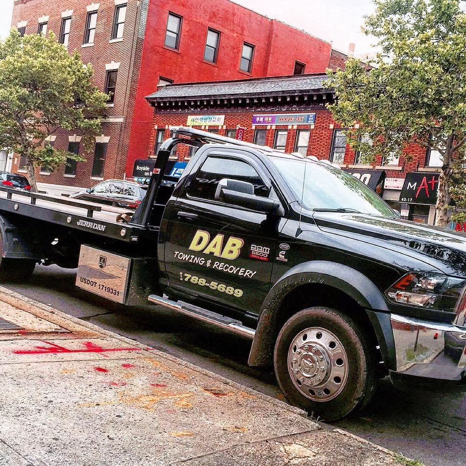 Towing business in Greenfield, NY