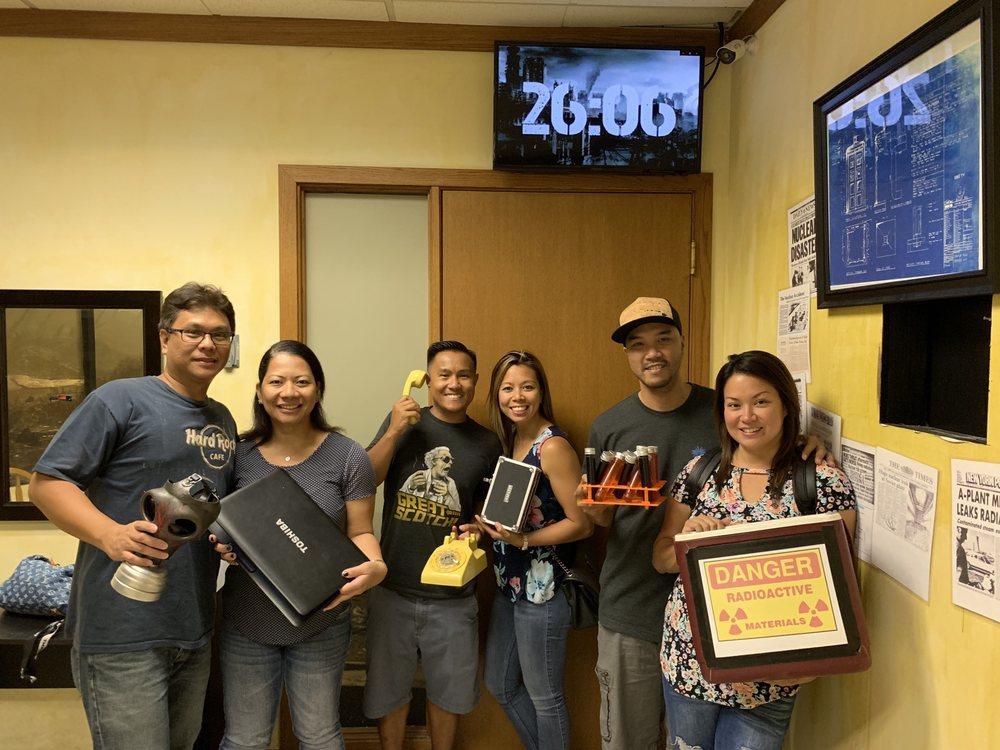 Exodus Escape Room: 420 E Hospitality Ln, San Bernardino, CA