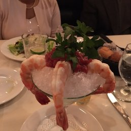 Photo Of Cellar Door Steakhouse   Ridgefield, CT, United States. Superb  Shrimp Cocktail