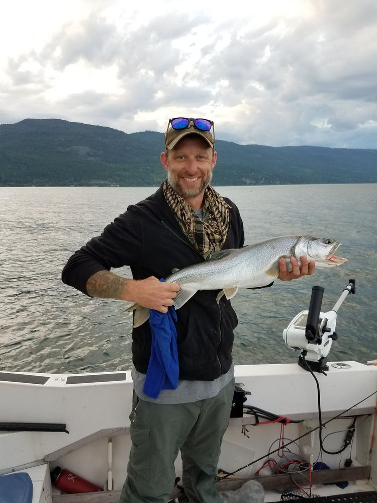Flathead Lake Monster Charters: 33336 Whitecap Ln, Bigfork, MT