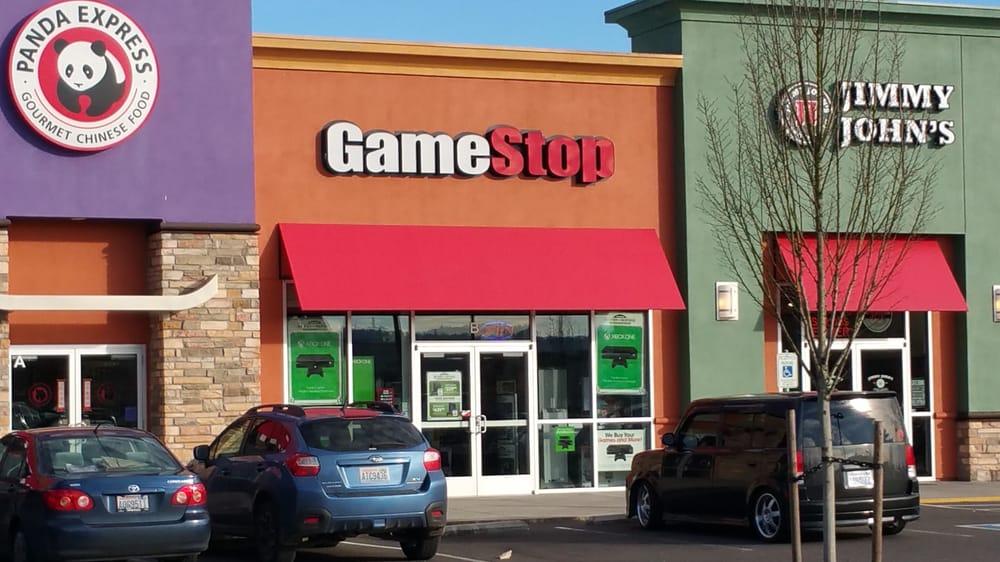 Gamestop: 4008 172nd St NE, Arlington, WA