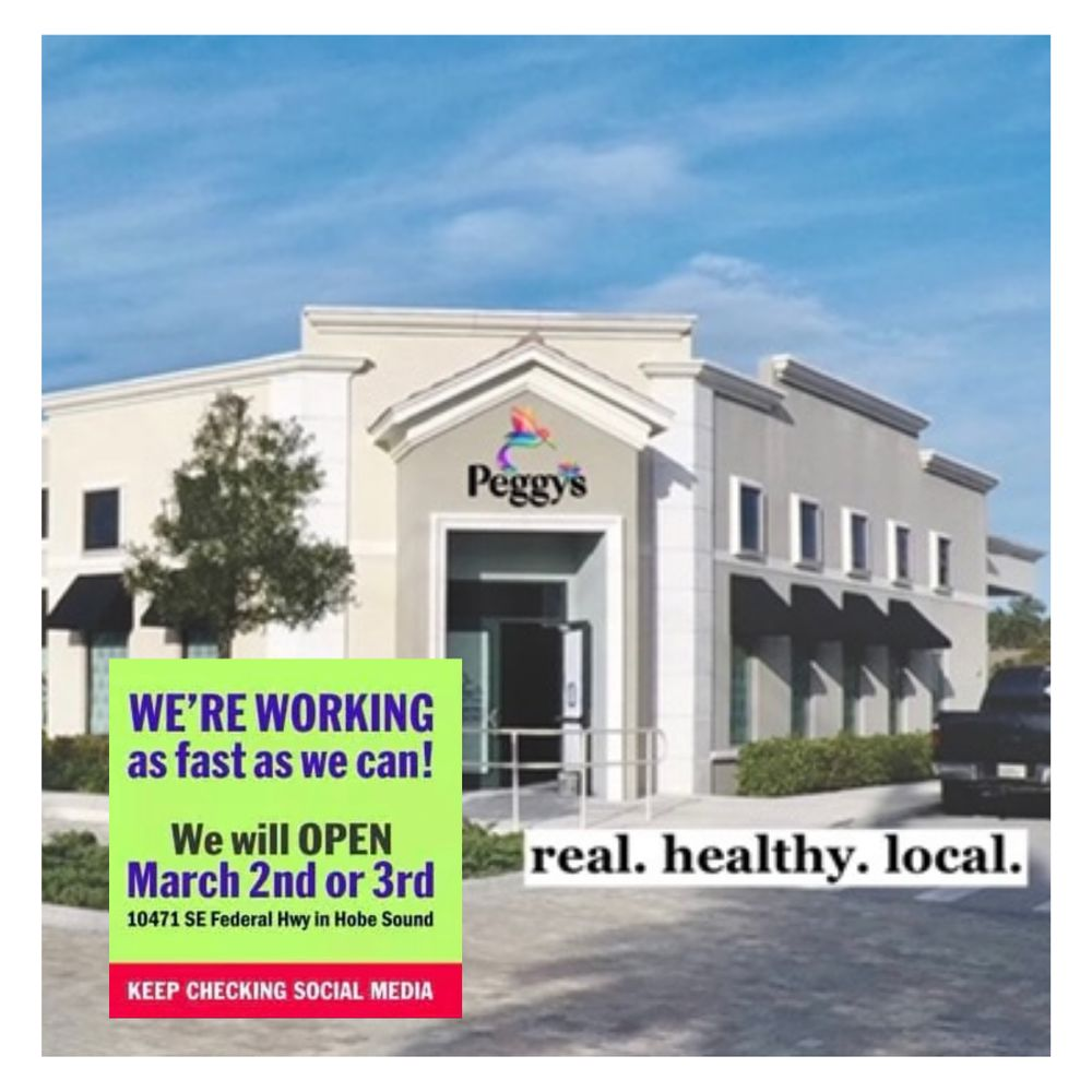 Peggy's Natural Foods