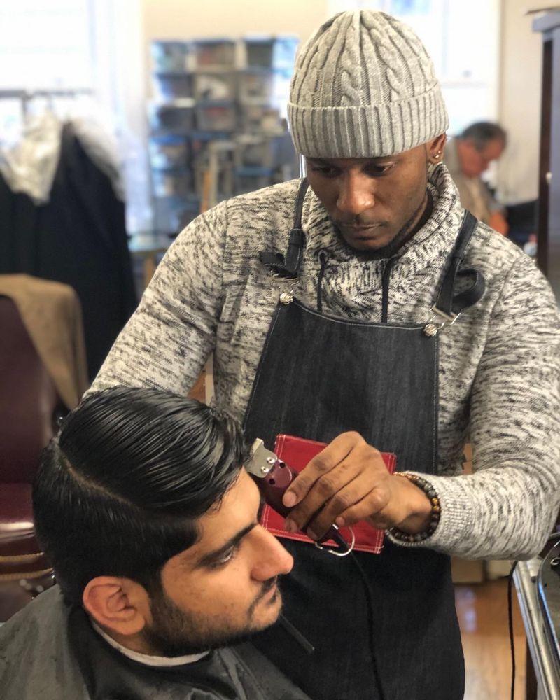 Rogue Barbers: 125 Newbury St, Boston, MA