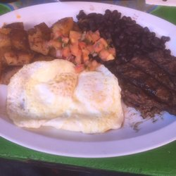 Photo Of Primo Patio Cafe   San Francisco, CA, United States. Jerk Steak