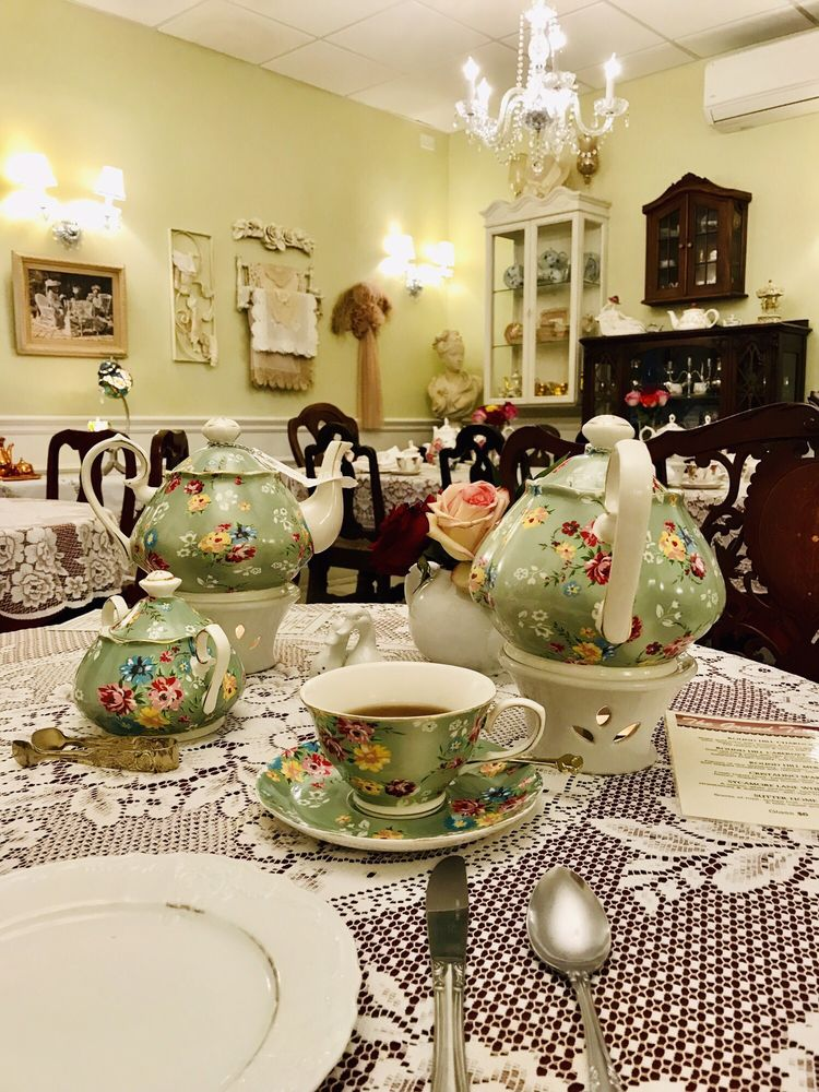 The Grand Tea Room