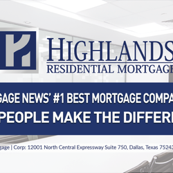 Craig Nichols - Highlands Residential Mortgage - Mortgage