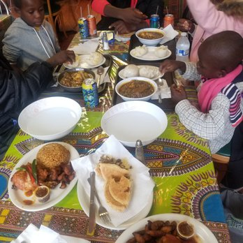 Garden City Restaurant 29 Photos 24 Reviews African 985