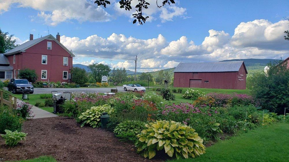 Nye's Green Valley Farm: 8976 Rt 15 W, Jeffersonville, VT