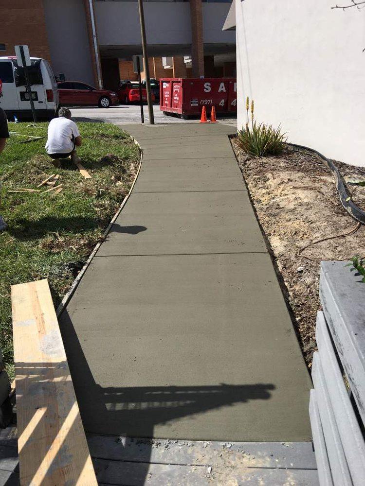 Elite Concrete Pumping & Finishing: 15230 Sheila Ann Dr, Hudson, FL