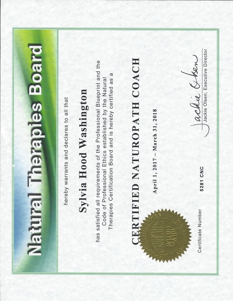 Certification To Provide Clients With Assistance In Working With