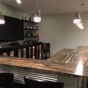 Lg Himacs Tambora Solid Photo Of Premier Countertops   Racine, WI, United  States. Petrified Wood Laminate.