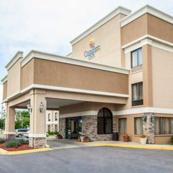 Photo Of Comfort Inn Bourbonnais Il United States