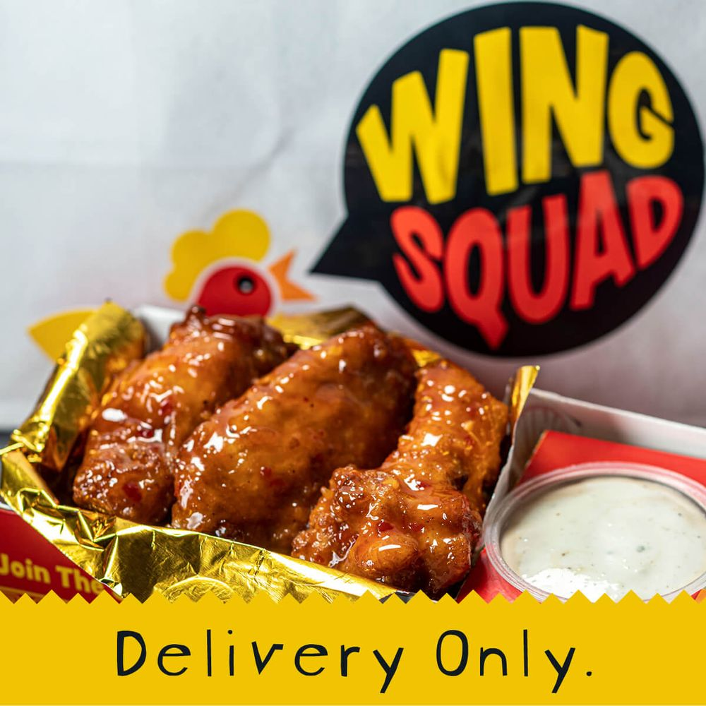 Wing Squad Seattle
