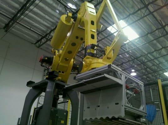Fanuc Robotics America - Professional Services - 25951 Commercentre
