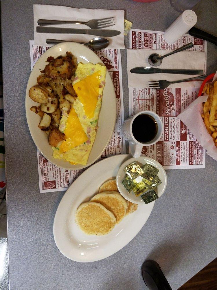 Breakfast Club: 10150 US Highway 19, Port Richey, FL