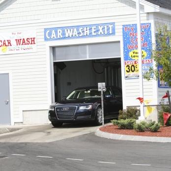 Lil Mart Car Wash