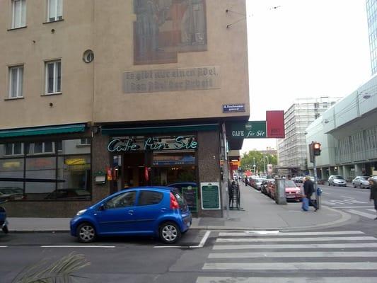 Cafe Dreier  Wien