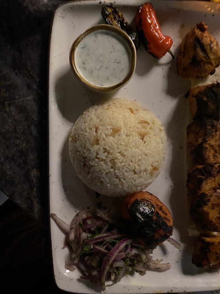 Pasha Restaurant and Bar: 631 Miami Cir, Atlanta, GA