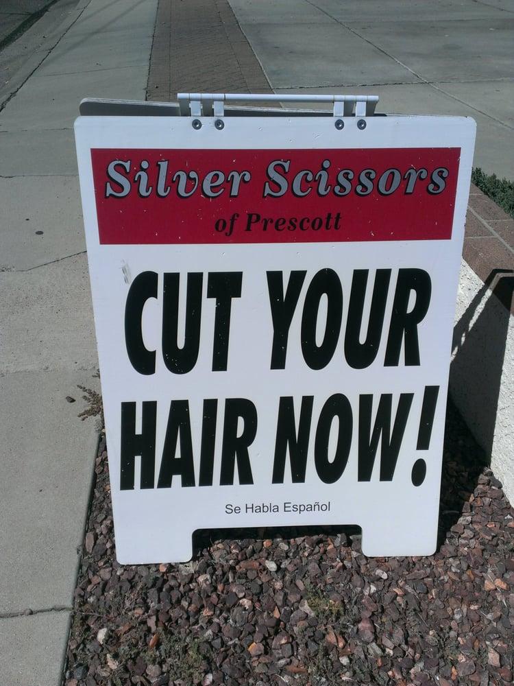 Silver Scissors of Prescott: 1040 Whipple, Prescott, AZ