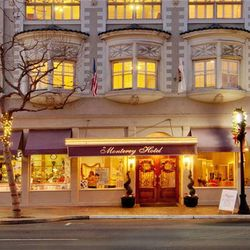 Photo Of The Monterey Hotel Ca United States
