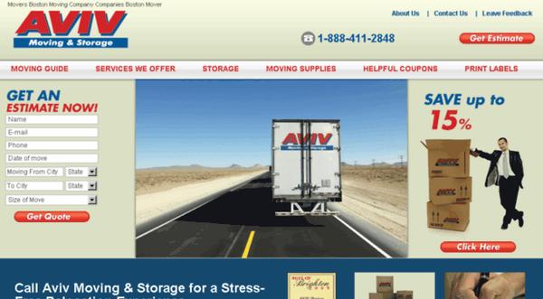 Genial Aviv Moving U0026 Storage 39 Rumford Ave Waltham, MA Furniture Movers   MapQuest