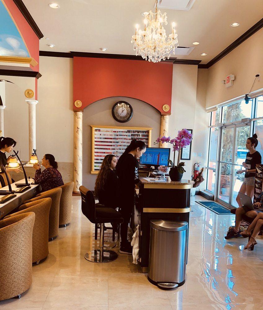 Nail Spa North Miami: Photos For Venetian Nail Spa Kendall Village