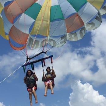 Photo Of South Beach Parasail Miami Fl United States