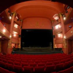 Théâtre Municipal de Perpignan - Perpignan, Pyrénées-Orientales, France. Theatre municipal perpignan montes