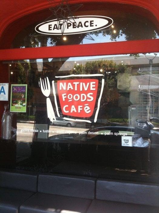 Native Foods Cafe Los Angeles Ca